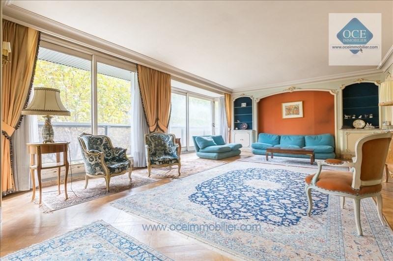 Vente de prestige appartement Paris 16ème 2150000€ - Photo 2