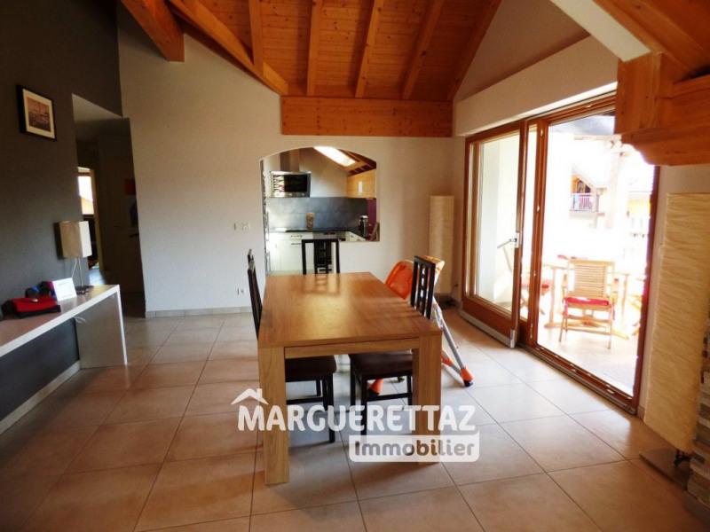 Sale apartment Mieussy 368000€ - Picture 3