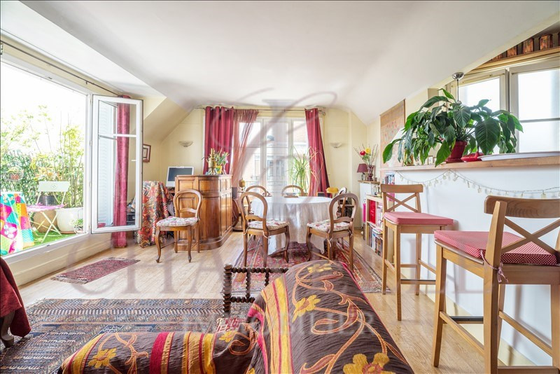 Vente appartement Fontenay sous bois 493 000€ - Photo 1