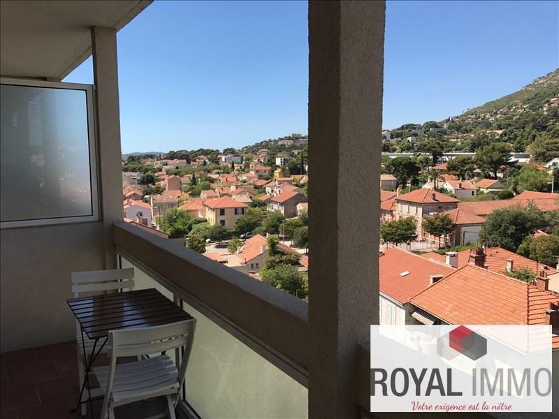 Rental apartment Toulon 530€ CC - Picture 1