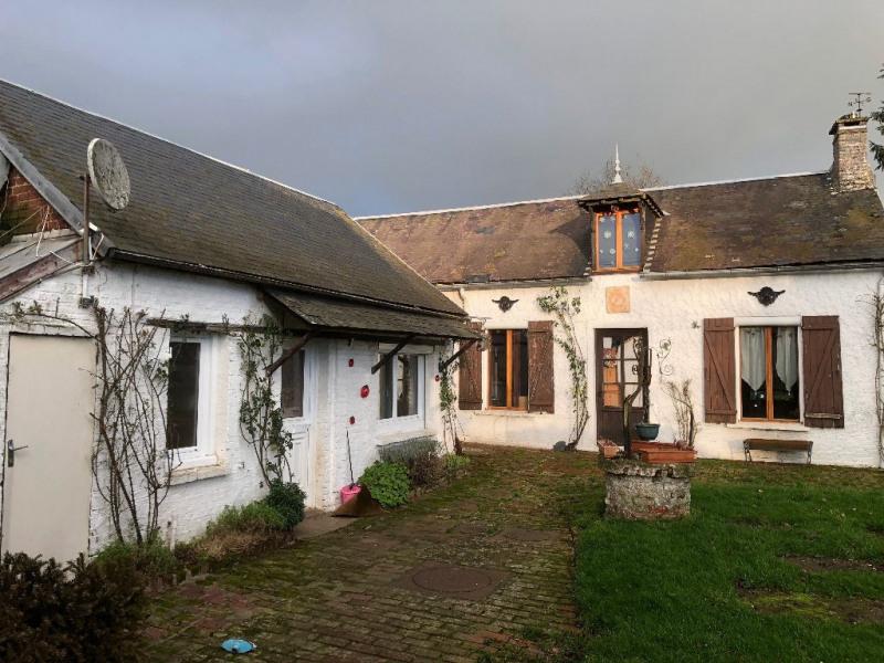 Venta  casa Crevecoeur le grand 177000€ - Fotografía 1