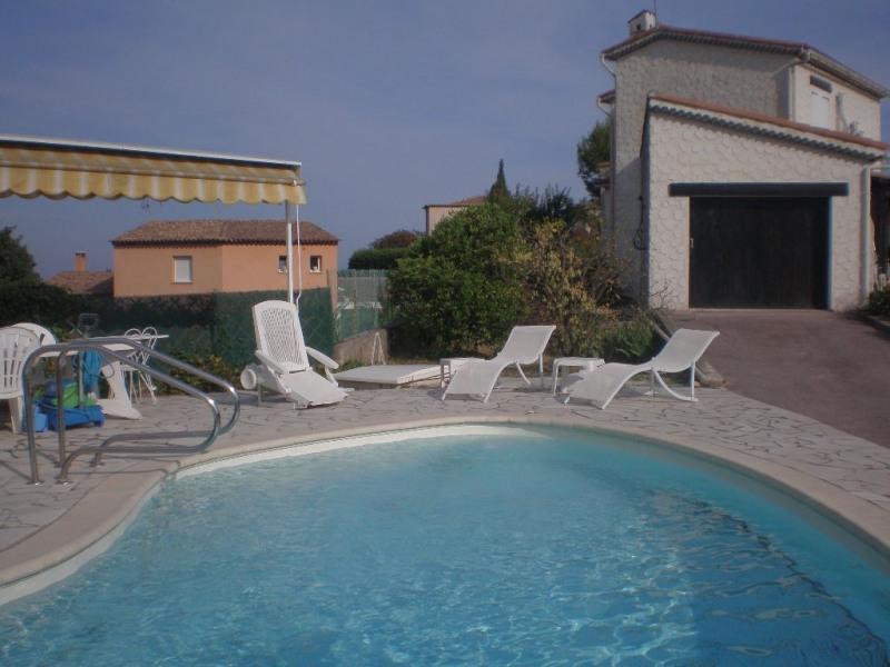 Deluxe sale house / villa Cagnes sur mer 650000€ - Picture 1