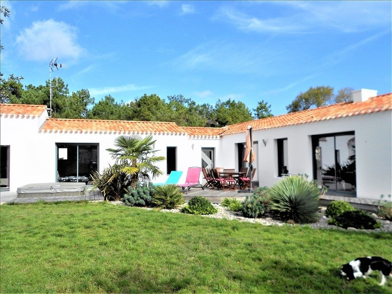 Sale house / villa St jean de monts 393000€ - Picture 1
