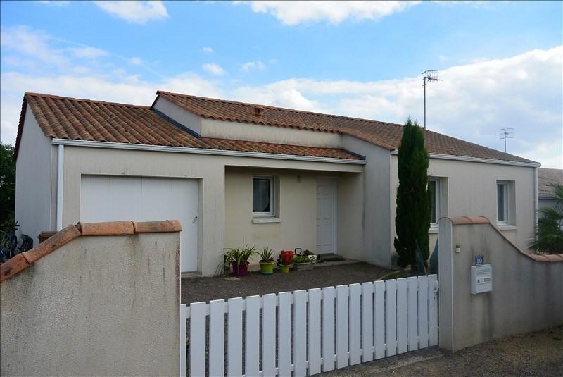 Sale house / villa Le bernard 159120€ - Picture 1