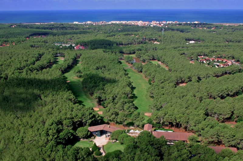 Venta de prestigio  terreno Lacanau ocean 420000€ - Fotografía 3