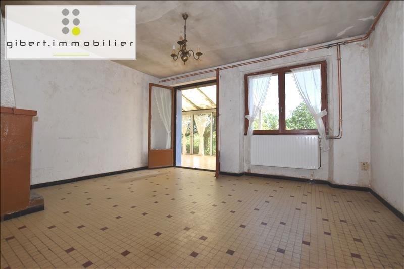 Sale house / villa Sanssac l eglise 128300€ - Picture 3