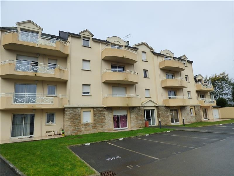 Rental apartment Begard 450€ CC - Picture 4