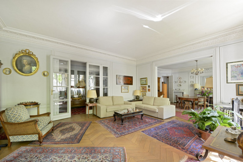 Deluxe sale apartment Neuilly-sur-seine 1900000€ - Picture 4
