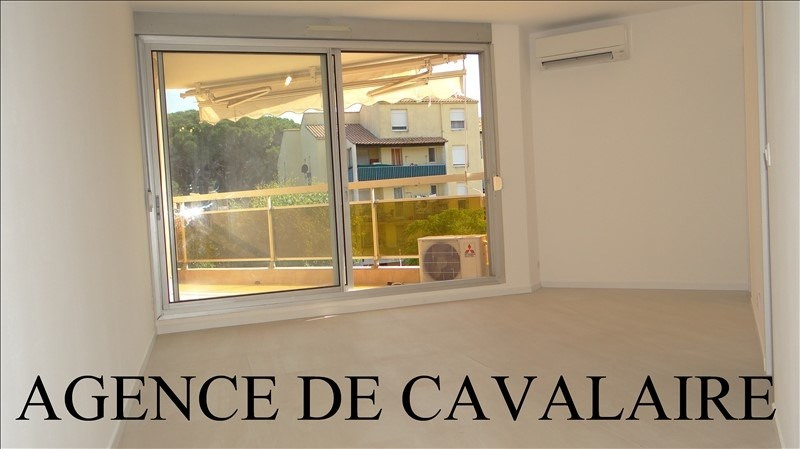 Vente appartement Cavalaire 198 000€ - Photo 1