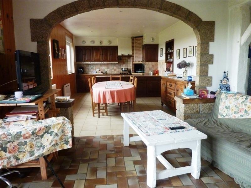 Vente maison / villa La bazouge du desert 135200€ - Photo 7