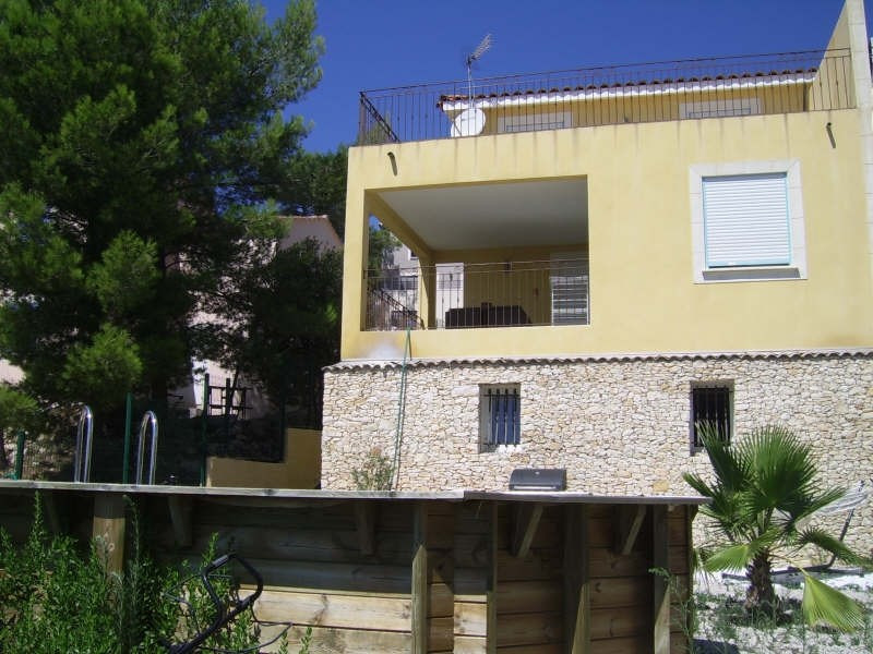 Investment property house / villa Nimes 311000€ - Picture 1