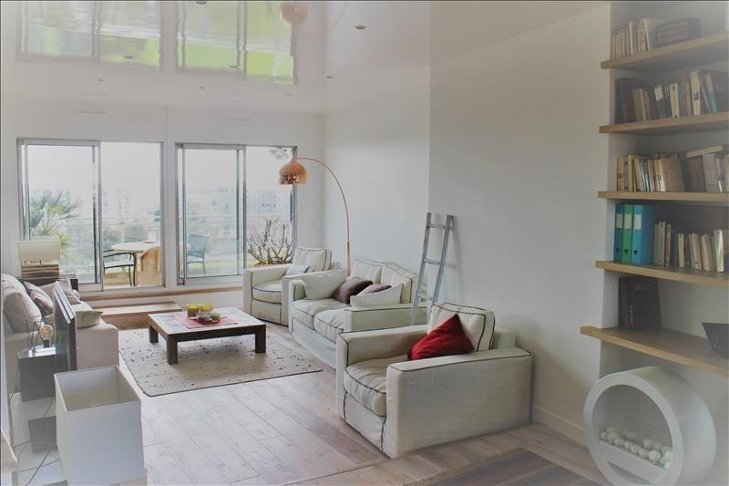 Sale apartment Saint-cloud 670000€ - Picture 3