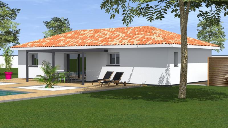 """Modèle de maison  """"Maison 5 pièces"""" à partir de 5 pièces Landes par MAISONS CONFORECO - AGENCE ST PAUL LES DAX"""