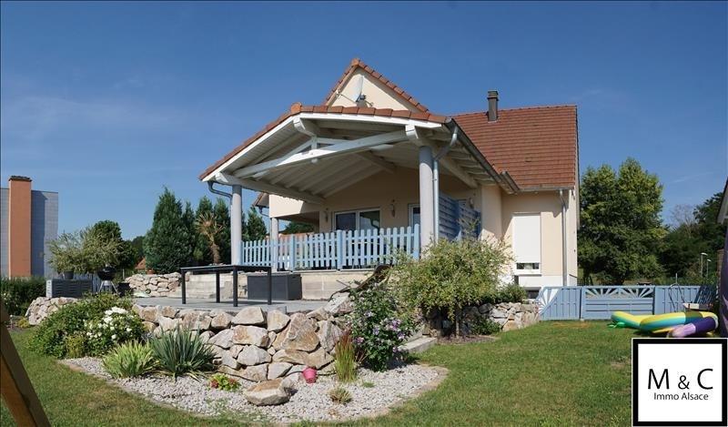 Vente maison / villa Lauterbourg 389000€ - Photo 1