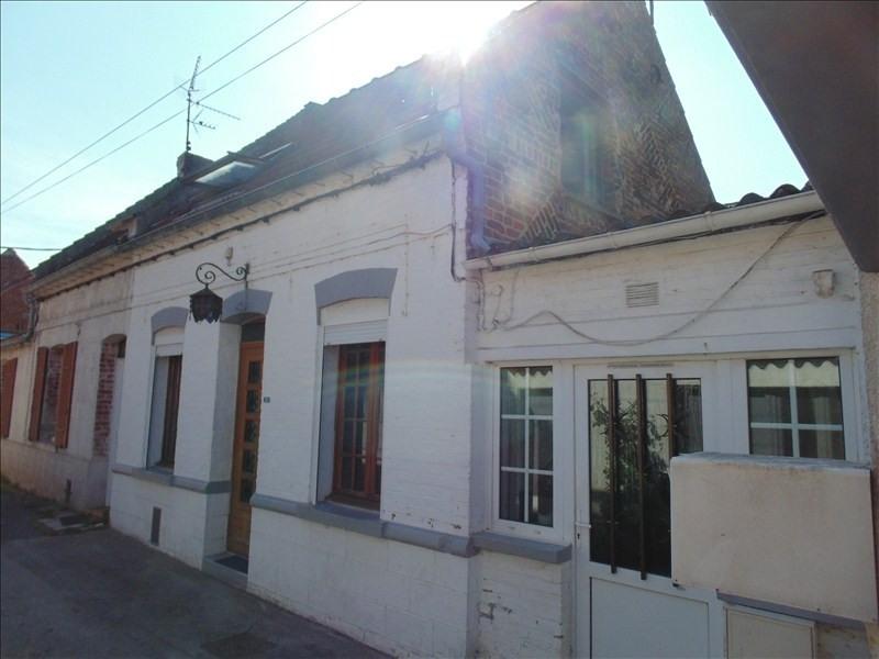 Vente maison / villa Lecluse 46000€ - Photo 1