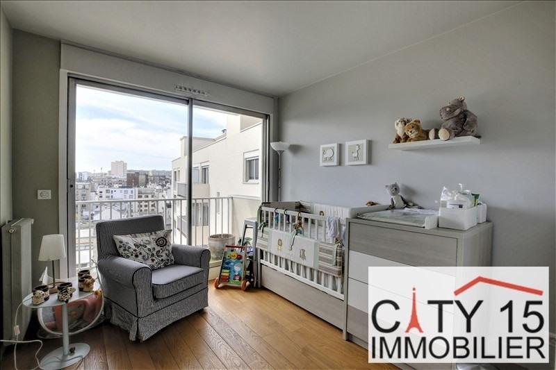 Verkauf wohnung Paris 15ème 735000€ - Fotografie 8