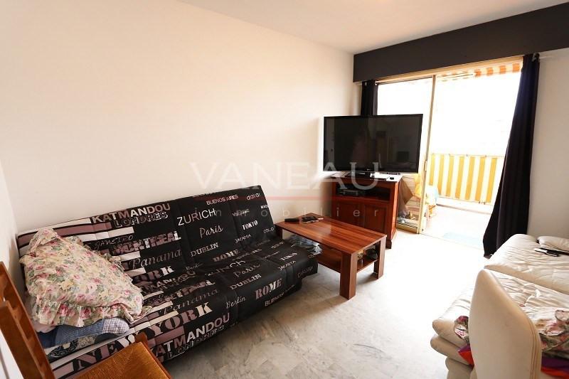 Vente appartement Juan-les-pins 199000€ - Photo 4