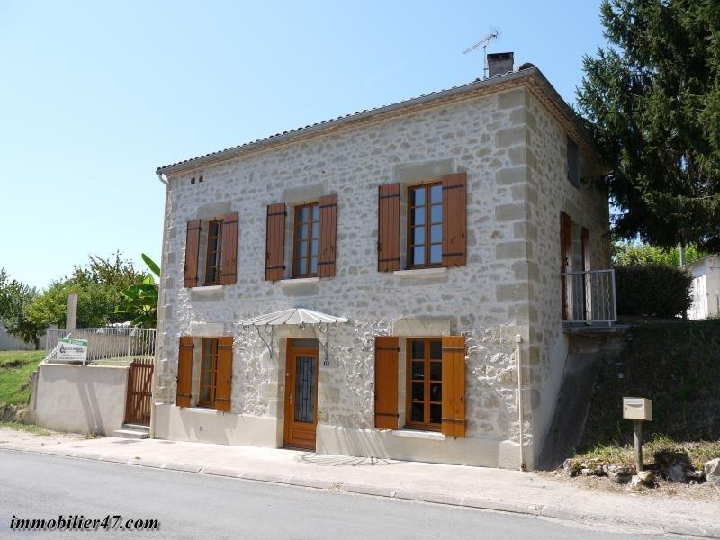 Location maison / villa Verteuil d agenais 510€ CC - Photo 1