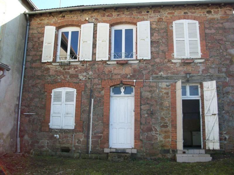 Vente maison / villa Coutouvre 110000€ - Photo 2