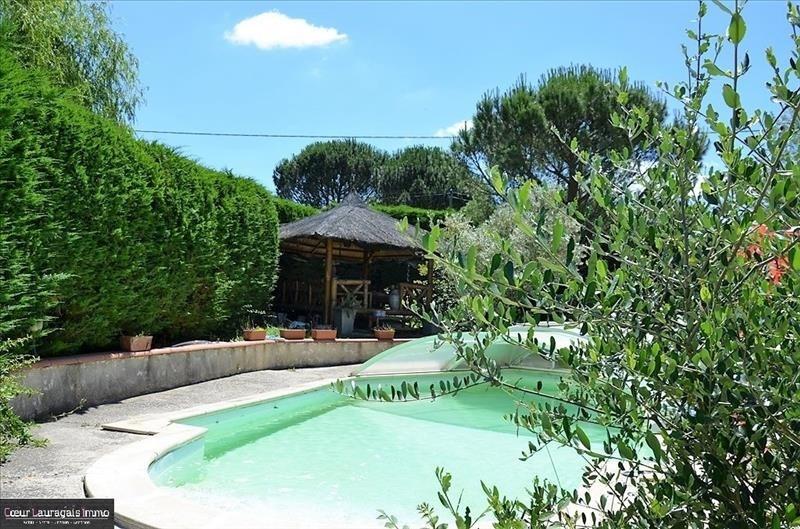 Sale house / villa Labastide beauvoir secteur 360000€ - Picture 2
