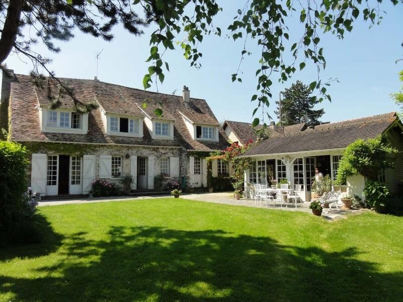 Vente maison / villa Montfort l amaury 875000€ - Photo 2