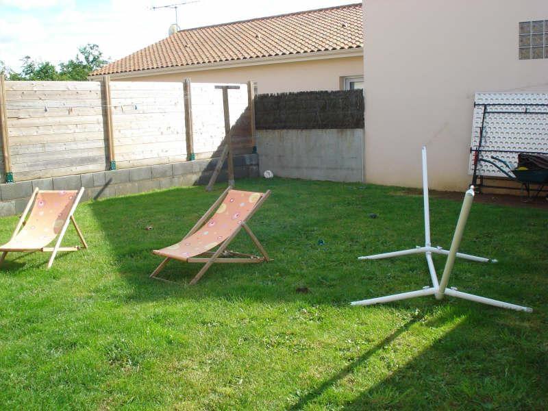 Location maison / villa Beaupreau 590€ CC - Photo 1