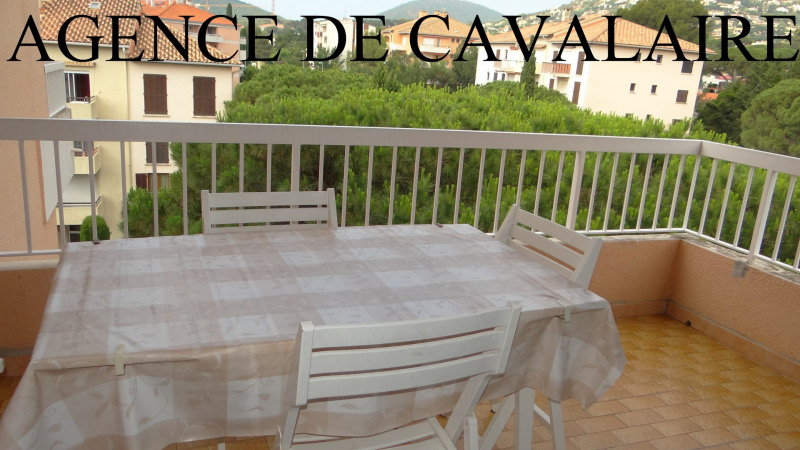 Vente appartement Cavalaire sur mer 159 000€ - Photo 1