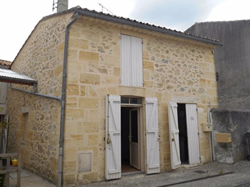 Secteur LA BREDE maison de village en pierre et moellons
