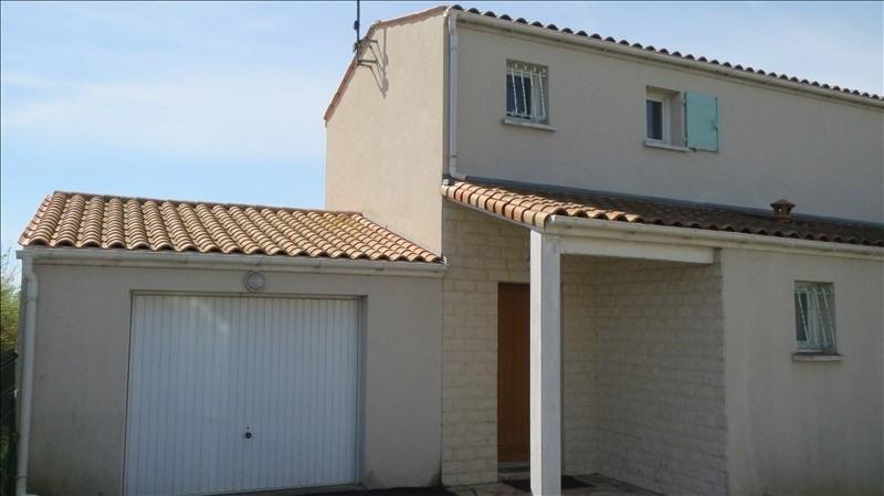 Sale house / villa Rochefort 183500€ - Picture 1