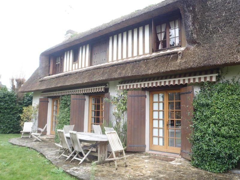Vente de prestige maison / villa Tourgeville 895000€ - Photo 2
