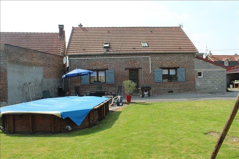 Vente maison / villa Marquion 159500€ - Photo 1