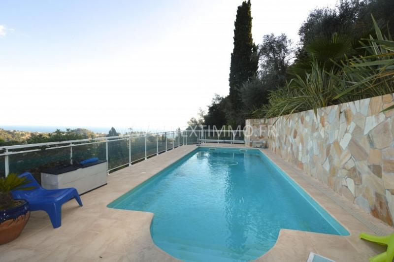 Vente de prestige maison / villa Sainte-agnès 940000€ - Photo 1