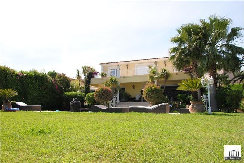 Vente de prestige maison / villa Le golfe juan 1780000€ - Photo 3