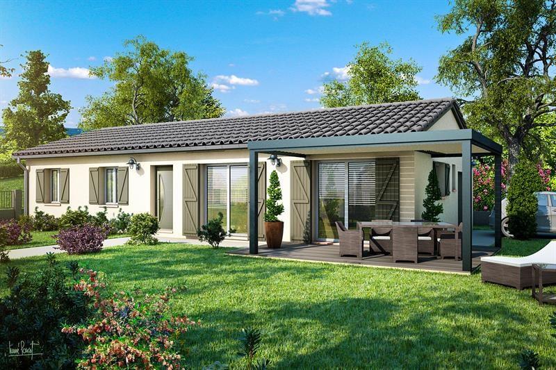 Maison  3 pièces + Terrain 610 m² Saint-Rambert-d'Albon par LA MAISON DES COMPAGNONS