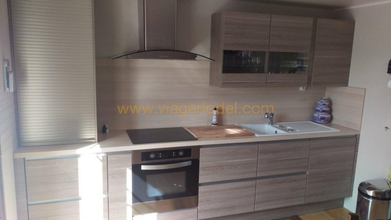 Lijfrente  huis Montouliers 35000€ - Foto 5