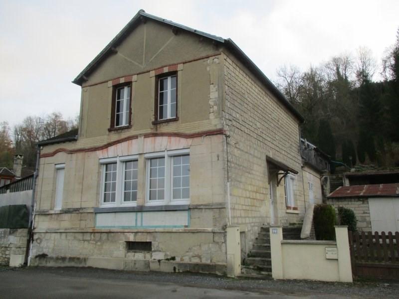 Sale house / villa Villers cotterets 136500€ - Picture 1