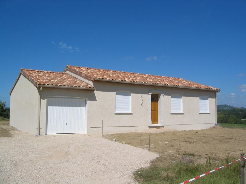 Maison  4 pièces + Terrain 560 m² Fonsorbes par Maisons Côté Soleil