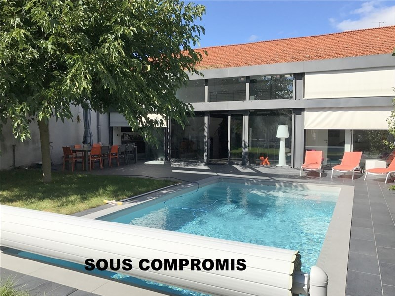Vente de prestige loft/atelier/surface Roanne 509000€ - Photo 1