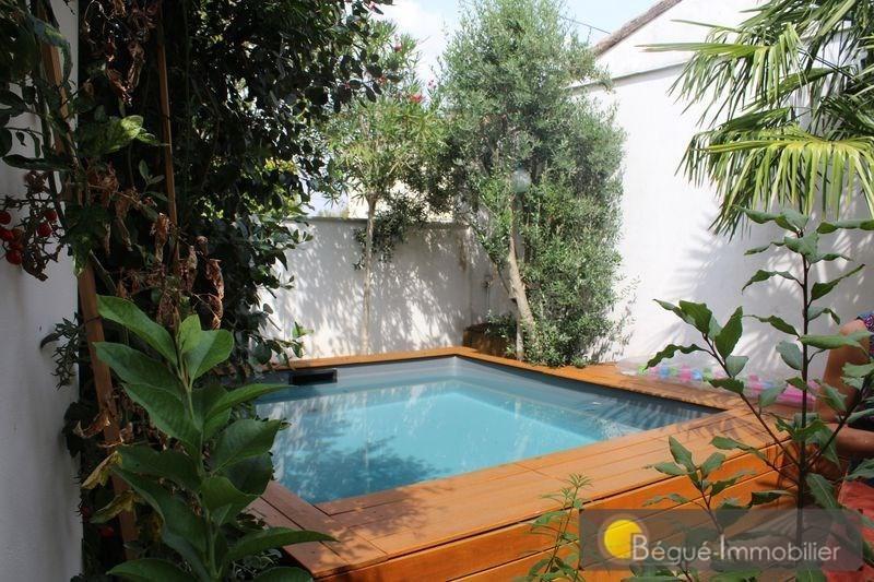 Sale house / villa Leguevin 415000€ - Picture 1