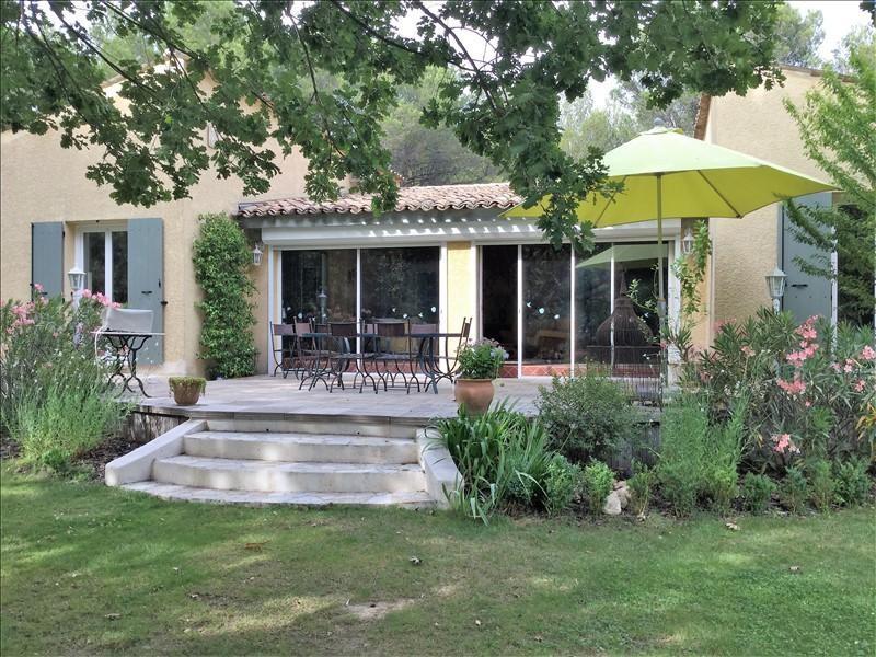 Vente de prestige maison / villa Lambesc 710000€ - Photo 3