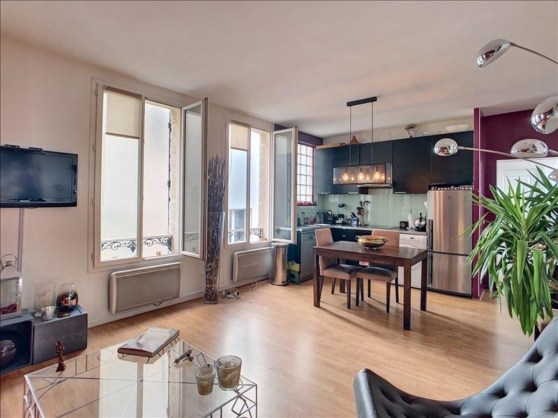 Sale apartment Saint cloud 447200€ - Picture 2