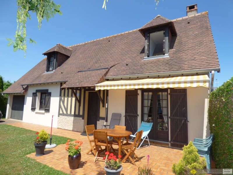 Revenda casa Villers sur mer 340000€ - Fotografia 1