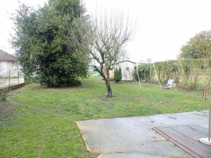 Vente maison / villa Neuvy sautour 101000€ - Photo 9