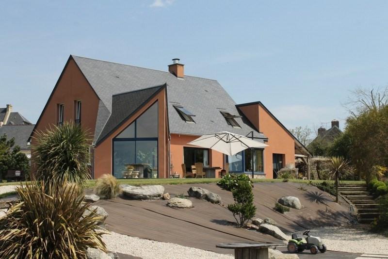 Sale house / villa Blainville sur mer 516000€ - Picture 1