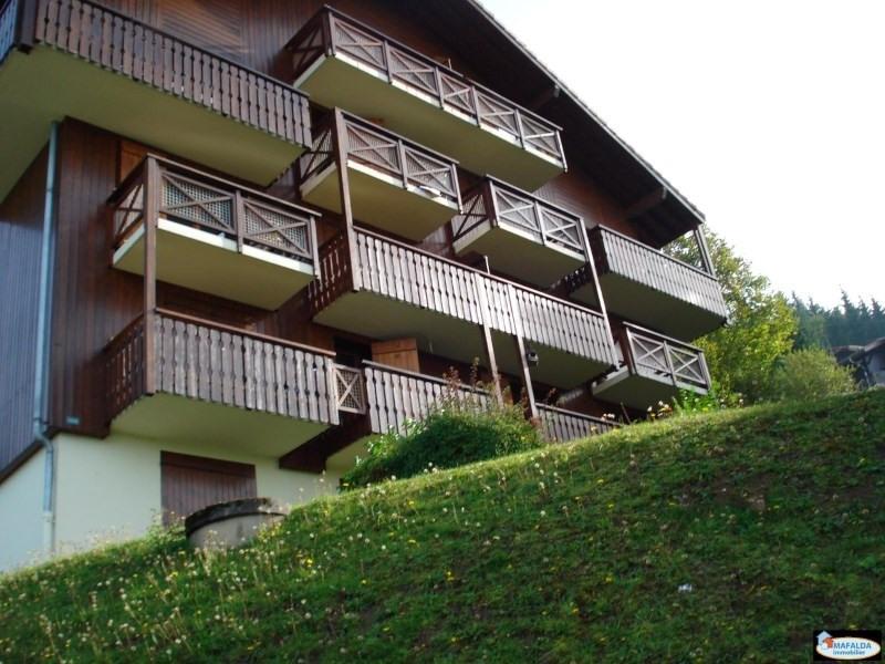 Sale apartment Mont saxonnex 59500€ - Picture 1