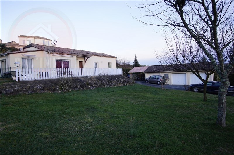Sale house / villa Lembras 244 500€ - Picture 2