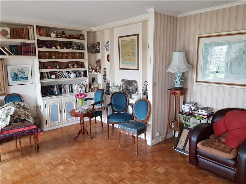 Sale apartment Meudon la foret 296 000€ - Picture 3