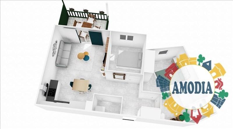 Vente appartement Ciboure 239000€ - Photo 4
