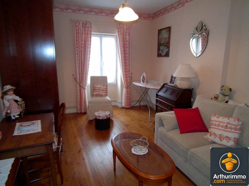 Sale house / villa Matha 159000€ - Picture 10