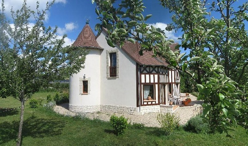 Deluxe sale house / villa Canapville 795000€ - Picture 5
